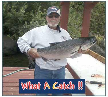Rogue river fishing salmon fishing in oregon for Salmon fishing season oregon