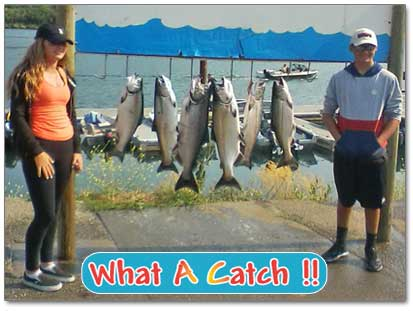 Rogue River Fishing Catch Of The Day