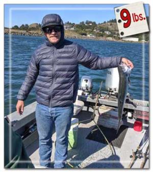 Salmon-Fishing-Rothweiler