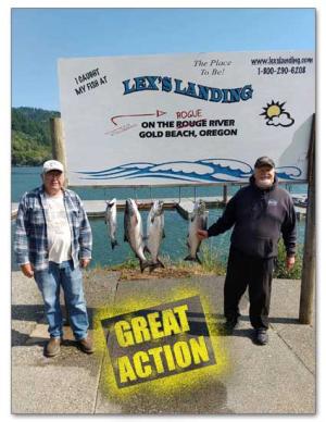 Salmon-fishing-rogue-river